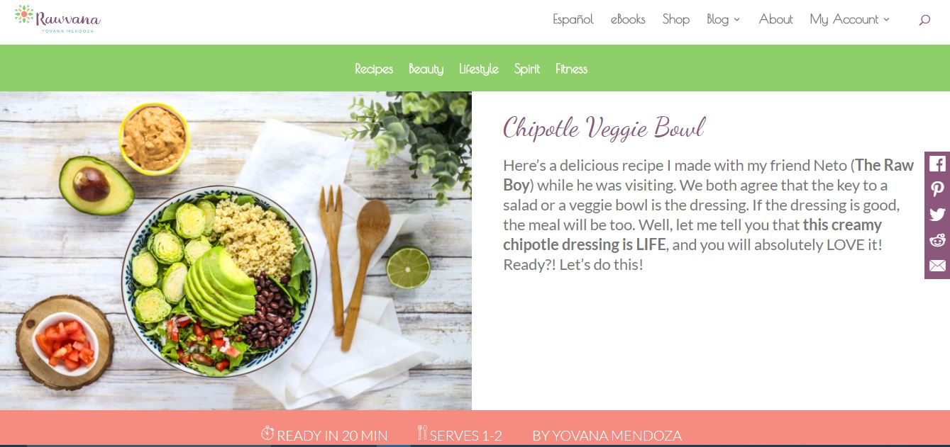 TOP 10 VEGAN BLOGGERS: The best vegan recipes and resources - The ...